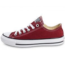 Chaussures Converse Chuck Taylor All-Star Low bordeaux