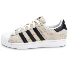 Chaussures adidas Superstar Core Junior beige