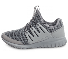 Chaussures adidas Tubular Radial Junior grise