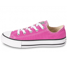 Chaussures Converse Chuck Taylor All-Star OX Enfant rose