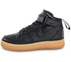 Chaussures Nike Air Force 1 Mid LV8 noire
