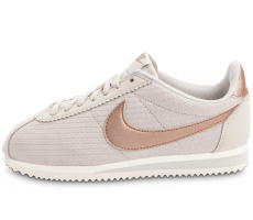Chaussures Nike Cortez Leather Lux beige
