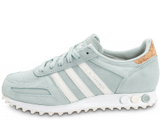 Chaussures adidas L.A Trainer Vapor Green