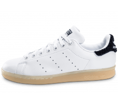 Chaussures adidas Stan Smith Wool blanche et noire
