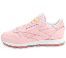 Chaussures Reebok Classic Leather Face Stockholm rose