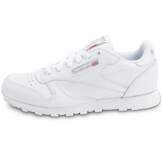 Chaussures Reebok Classic Leather Triple blanc