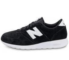 Chaussures New Balance 420 Re-Engineered Suede noire