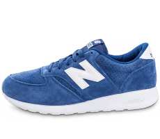 Chaussures New Balance 420 Re-Engineered Suede bleue