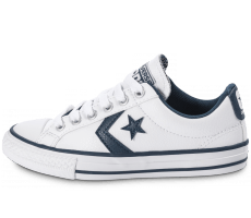 Chaussures Converse Star Player Ev Ox enfant blanche
