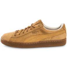 Chaussures Puma Basket Winterized Taffy beige
