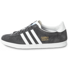 Chaussures adidas Gazelle OG Grise