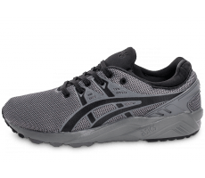 Chaussures Asics Gel Kayano Trainer EVO grise et noire
