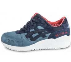 Chaussures Asics Gel Lyte III Christmas Pack bleue