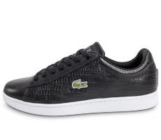 Chaussures Lacoste Carnaby Evo Croc noire