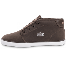 Chaussures Lacoste Ampthill marron