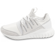 Chaussures adidas Tubular Radial blanche