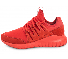 Chaussures adidas Tubular Radial rouge
