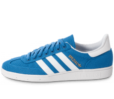 Chaussures adidas Spezial Weave bleue