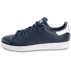 Chaussures adidas Stan Smith Relief bleu marine