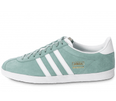 Chaussures adidas Gazelle OG Legend Green