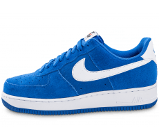 Chaussures Nike Air Force 1 Suede bleu