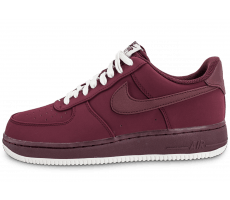 Chaussures Nike Air Force 1 Low Bordeaux