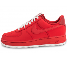 Chaussures Nike Air Force 1 Low rouge