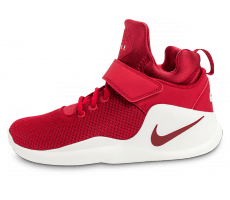 Chaussures Nike Kwazi rouge et blanche
