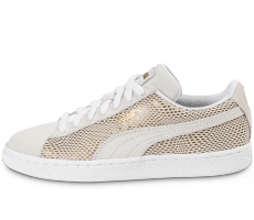 Chaussures Puma Suede Classic Gold