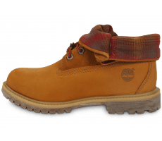 Chaussures Timberland 6-Inch Roll-Top Beige