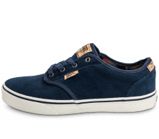 Chaussures Vans Atwood Deluxe Enfant bleu marine