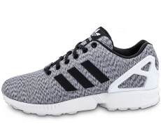 Chaussures adidas ZX Flux Mesh blanche