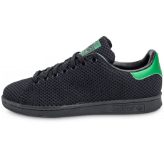 Chaussures adidas Stan Smith Circular-Knit noire