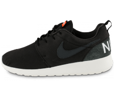 Chaussures Nike Roshe One Retro noire