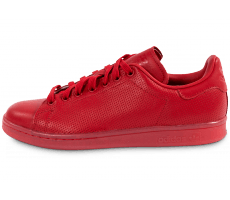 Chaussures adidas Stan Smith Adicolor rouge