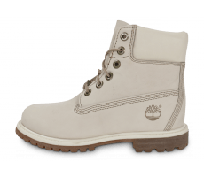 Chaussures Timberland 6-Inch Premium Boot Blanche