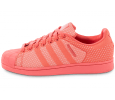 Chaussures adidas Superstar Weave orange