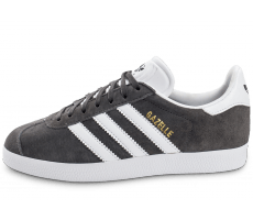 Chaussures adidas Gazelle W grise
