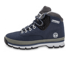 Chaussures Timberland Euro Hiker bleue