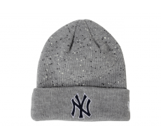 Accessoires New Era BONNET SPECKLE CROWN ENFANT GRIS