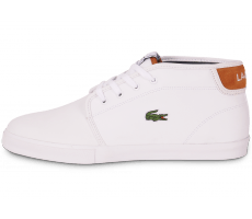 Chaussures Lacoste AMPTHILL BLANCHE