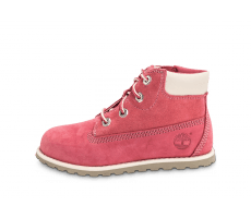 Chaussures Timberland Pokey Pine 6-inch Boots Bébé rose
