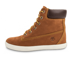 Chaussures Timberland Flannery 6-inch marron
