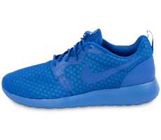 Chaussures Nike Roshe One Hyperfuse bleue