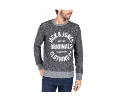 Textiles Jack & Jones Sweat Clemens Noos gris