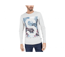 Textiles Jack & Jones T-Shirt Manches Longues Lee blanc