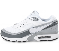 Chaussures Nike Air Max BW Junior blanche et grise