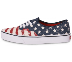 Chaussures Vans AUTHENTIC AMERICANA LOW