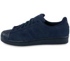 Chaussures adidas Superstar Suede Night Indigo