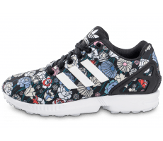 Chaussures adidas ZX Flux Print Flower Multicolor